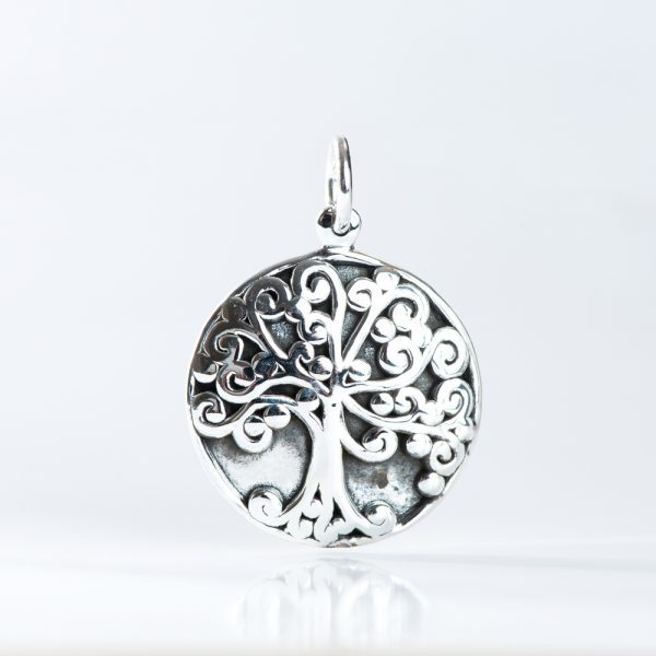 Pandantiv argint copacul vietii mare
