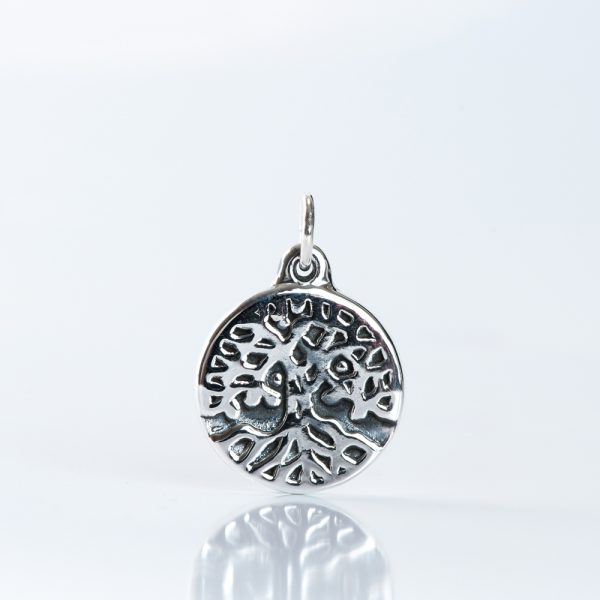 Pandantiv argint copacul vietii mic