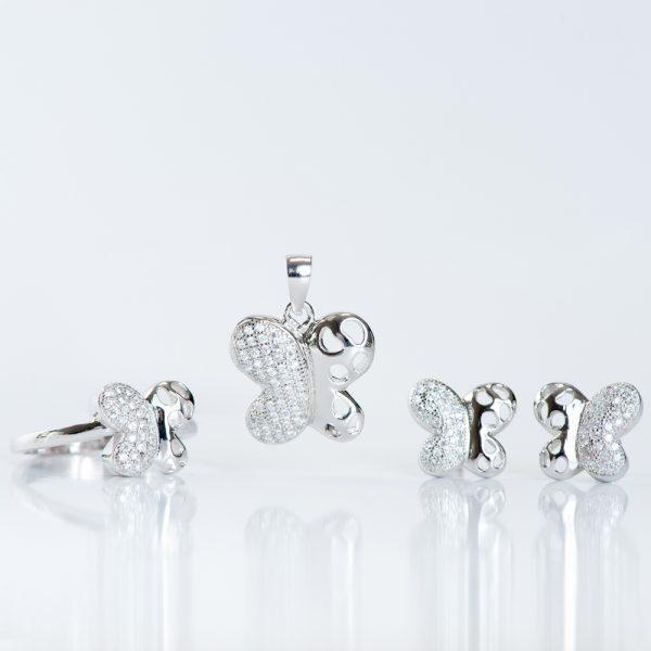 Set argint (cercei